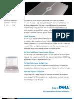 Dell Latitude 100L_specs