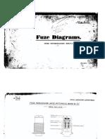 Royal Laboratory Department Fuze Diagrams 1917