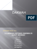 Copy (2) of Presentation1.DAKWAH