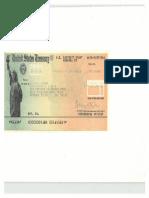 2008 U.S. District of Colorado - U.S. Treasury Check