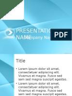 PRESENTATION  NAME.ppt