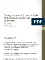 F1 PPT  JIWA/Psikiatri (ayu)