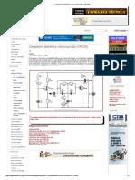 Campainha Eletrônica Com Unijunção (CIR225)