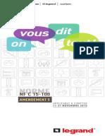 Guide Norme NFC15100 Novembre2015