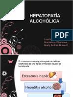 1. Hepatopatia Alcoholica