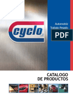 Cyclo Catalog Spa