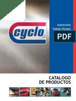 Cyclo Catalog Spa