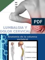 3. Dorsolumbalgia y Dolor Cervical