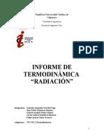 Trabajo de Radiacion
