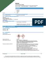 Propylene C3H6 Safety Data Sheet SDS P4648