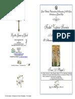 2016-17-18 Jan - Vespers-st Athanasios & St Cyril