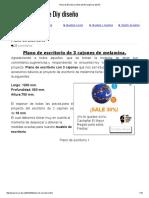 Plano de Escritorio _ Web Del Bricolaje Diy Diseño