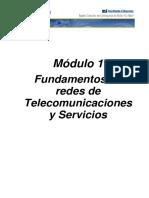 Fundamentos de redes de Telecomunicaciones y Servicios