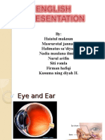 Eye and Ear