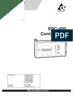 Epc-400 (Plc Control Unit) - Alfa Laval - Abid Javed Dar