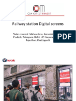 Digital Screen Ads