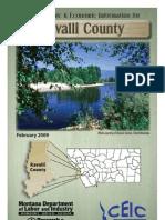 Ravalli County Economic Information