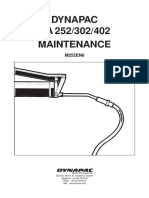 CA252 Maintenance Manual