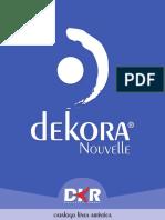 Catalogo DEKORA