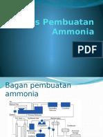 Proses Pembuatan Ammonia.pptx