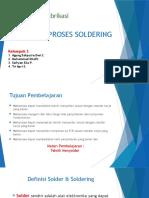 Teknik Manual Soldering