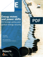 EU Foreign and Energy Policy