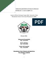 Skripsi Laporan Sistem Informasi