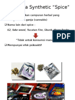 Marijuana Synthetic