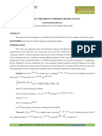 FIXED POINT THEOREM IN ORDERED METRIC SPACES