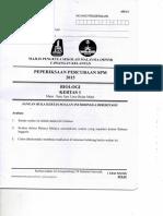 Trial 2015 Kelantan p1