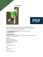 Free Leprechaun Hat Crochet Pattern