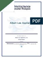 Albert Lee Appliance United States