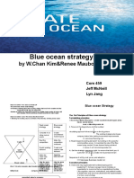 Blue Ocearn Strategy