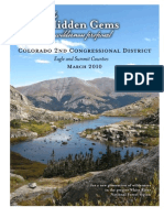 Hidden Gems Wilderness plan
