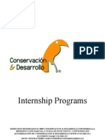 Proforma voluntarios - Pasantes - Best Internship Programs, Make a donation@ccd.org.ec / Haga una donación