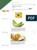 7 Benefícios Da Farinha de Banana Verde Para a Saúde- Minha Vida