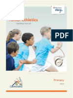 SOUTH AFRICA-Athletics Coaching Manual