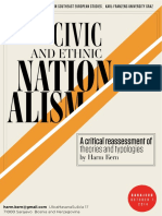 Kern (2014) Civic and Ethnic Nationalism