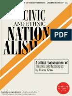 Kern (2014) Civic and Ethnic Nationalism