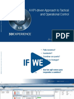 A KPI-driven Approach to Tactical and Operational Control