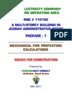 Fire Sprinkler System Report