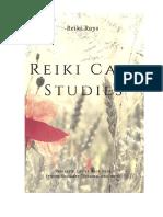 Reiki Case Studies