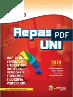 Full Letras Repaso Uni 2015