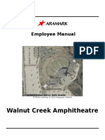 Aramark Employee Manual