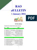 Bulletin 160101 (HTML Edition)