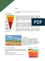 Informe s. p. Tierra