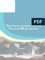Guiaprocesosmetacognitivos JOSE M[1]. CHAVEZ ZAMORA