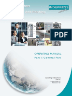 03 Operating Manual Part 1 INDUPRESS General Part 2009 07 v1