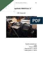 Motor Electrico DC