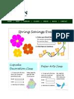 landing page pdf